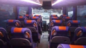 Аренда автобуса 50 мест фото