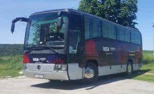 Заказ автобуса трансфер фото