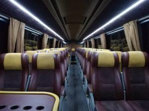 Аренда автобуса 55 мест Киев фото