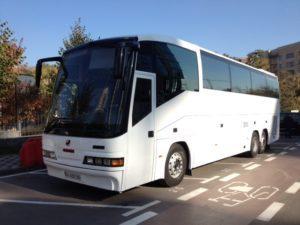 Заказать автобус 55 мест Киев фото