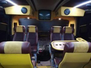 Заказ автобуса 55 мест Киев фото