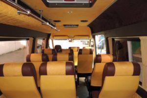Заказ микроавтобуса 18 мест фото