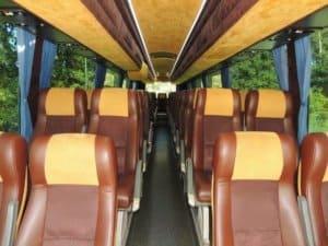 Аренда автобуса с лежачими местами фото