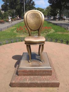 Прогулки по Одессе:  Улица Дерибасовская