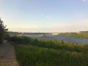 Казацкий остров Хортица