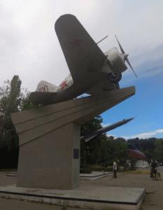 Прогулки по Одессе: 411 батарея