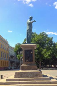 Прогулки по Одессе: Приморский бульвар