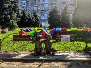 Днепр: тут бьется сердце Украины
