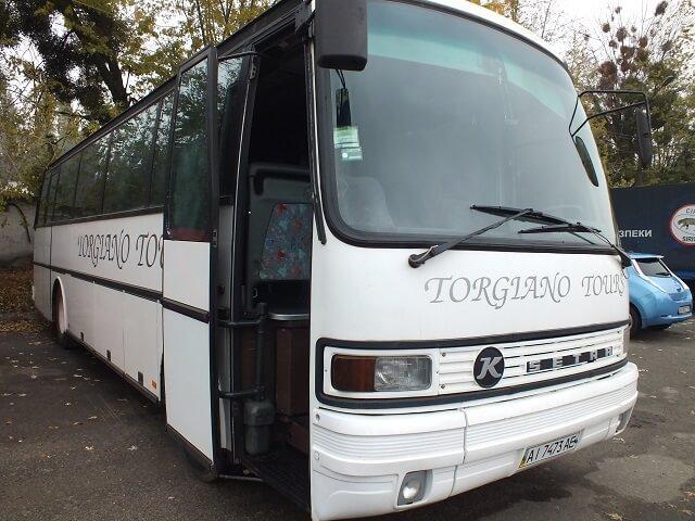 Заказать автобус SETRA 44 места