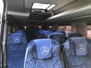 Заказать автобус Mercedes Sprinter 21 место