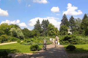 Зоопарки Европы: Варшава