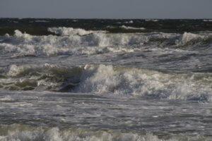 Кинбурнская коса: нетронутое украинское море