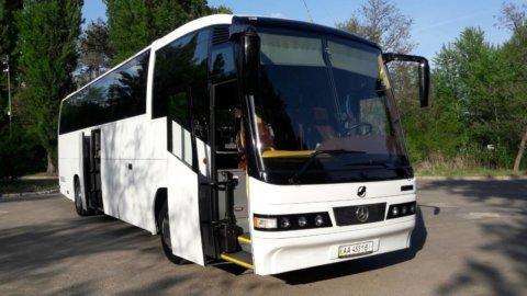 Автобусы для перевозки групп детей