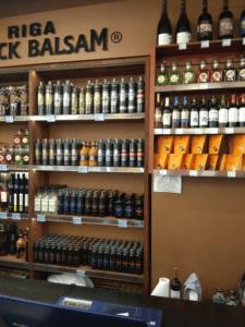 История рижского бальзама