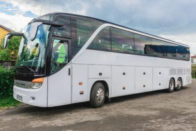Заказать автобус Setra 59 мест