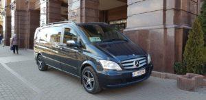 Заказать автобус Mercedes Viano