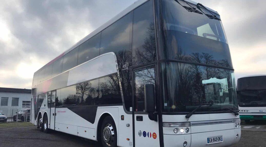 Аренда автобуса 80 мест