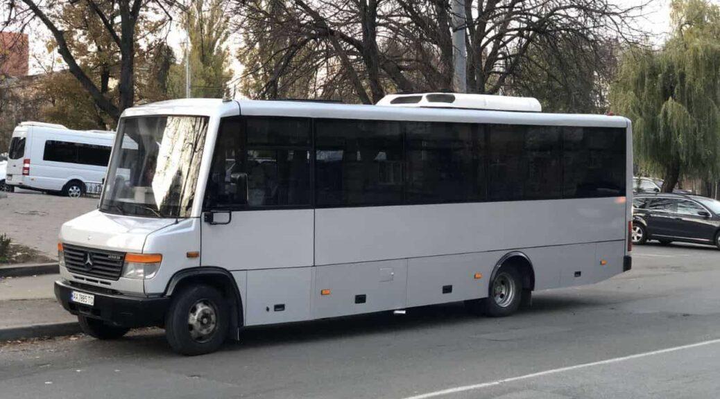 Заказать автобус 34 места