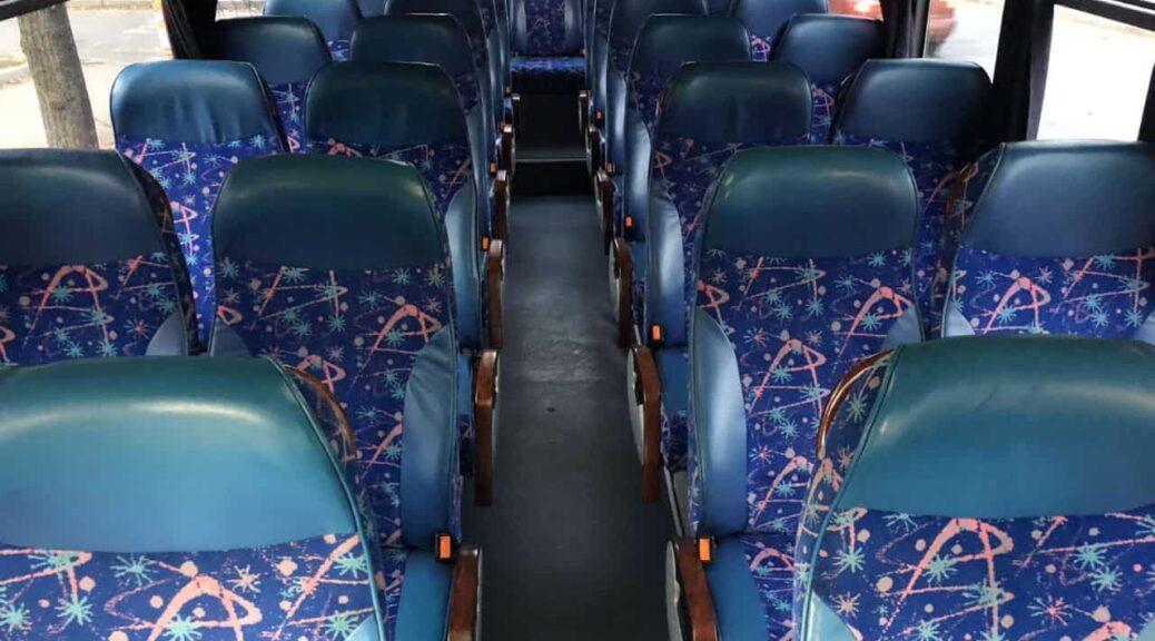 Аренда автобуса 34 места