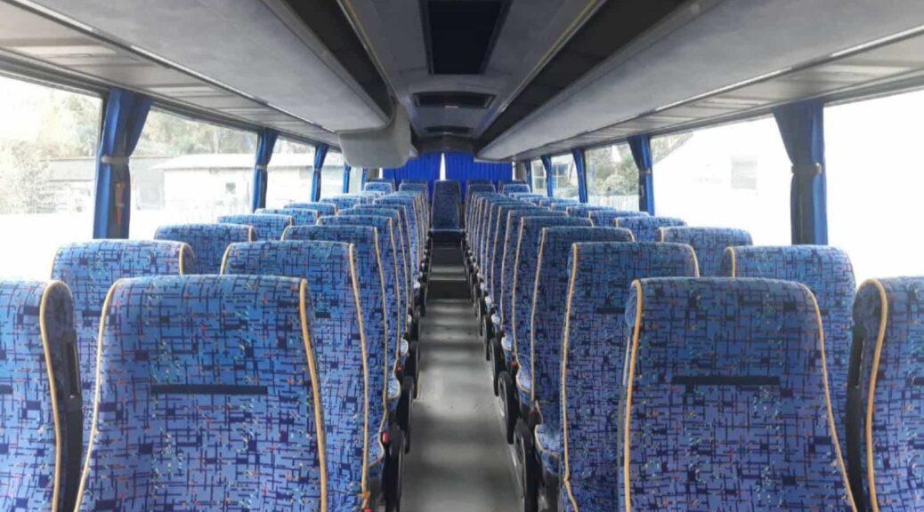 Аренда автобуса 55 мест